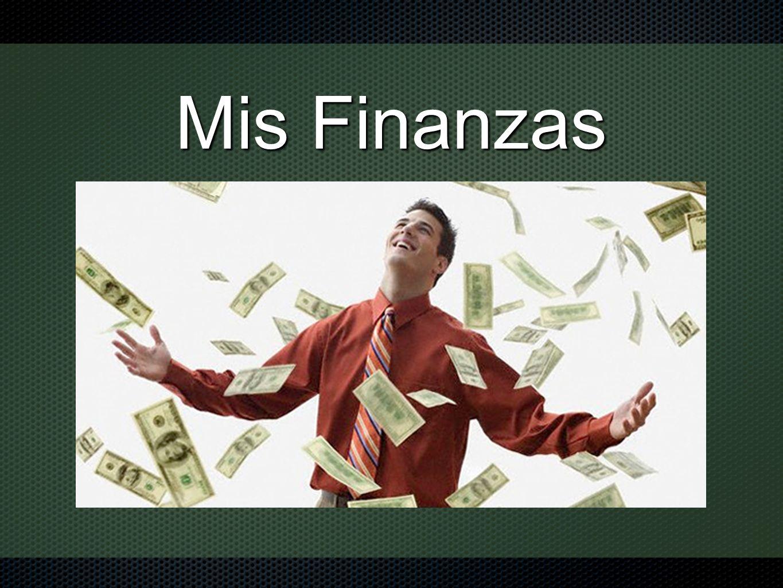 Mis Finanzas