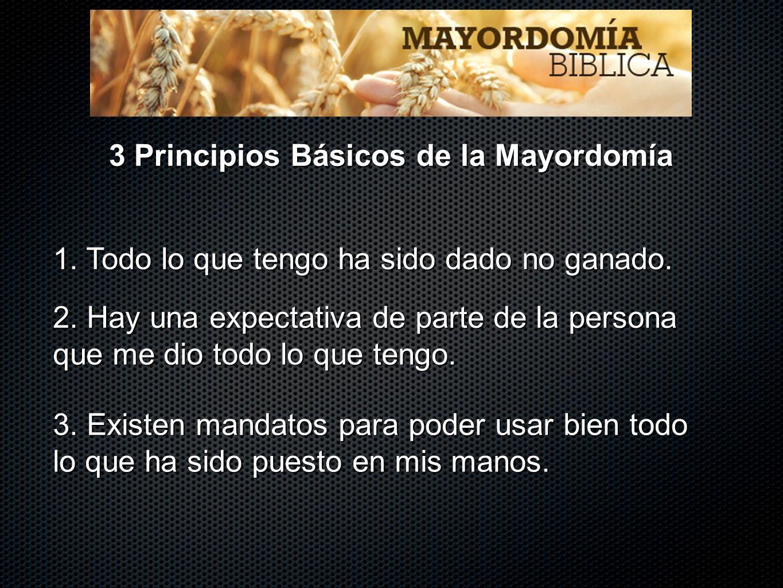 Principio #2 1.