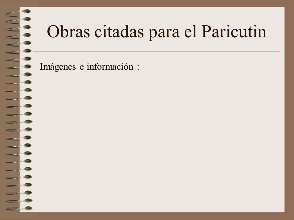Obras citadas para el Mauna Kea Imágenes e información :