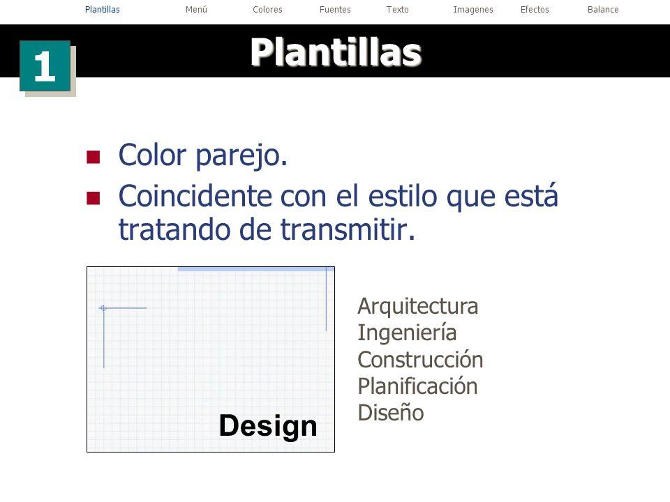 Color parejo. Coincidente con el estilo que está tratando de transmitir. Design Arquitectura Ingeniería Construcción Planificación Diseño Plantillas 1