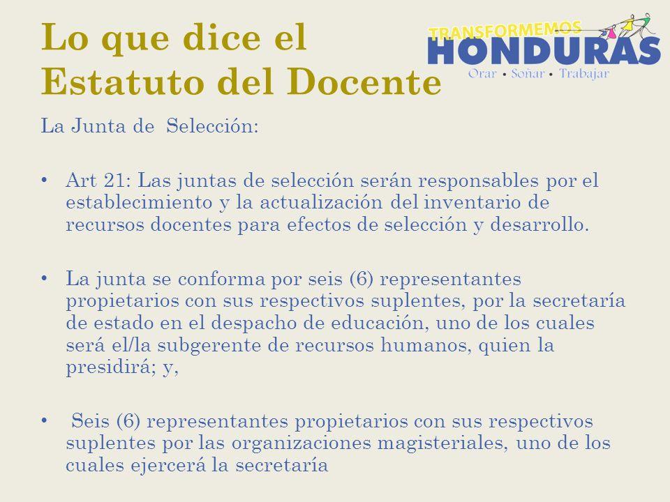 Lo que dice el Estatuto del Docente Art 18: Los concursos generales se efectuarán cada año.