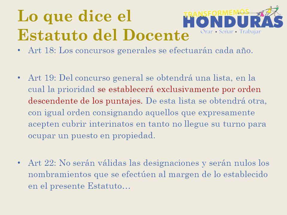 Lo que dice el Estatuto del Docente Jornada: Art 54 – Máximo de 156 horas al mes.