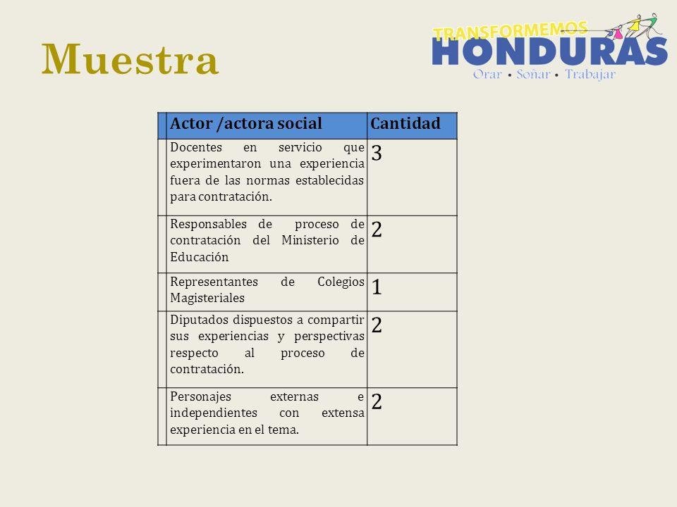 Conclusiones En base a la investigación estadística y entrevistas con docentes y expertos: 2.