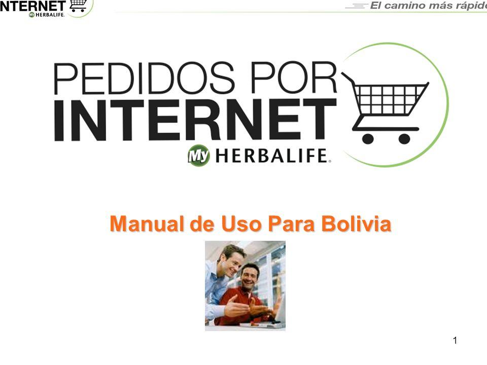 1 Manual de Uso Para Bolivia