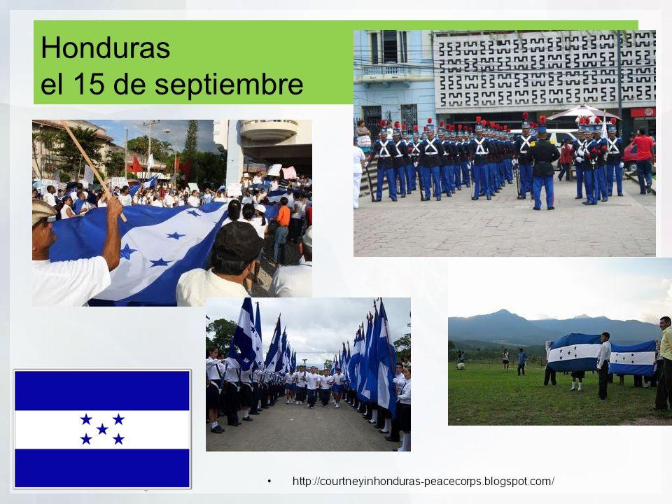 Honduras el 15 de septiembre http://courtneyinhonduras-peacecorps.blogspot.com/