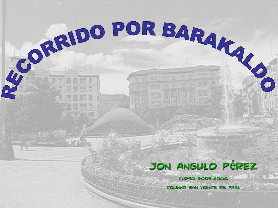 Jon Angulo P é rez Curso 2005-2006 Colegio san Vicente de Pa ú l