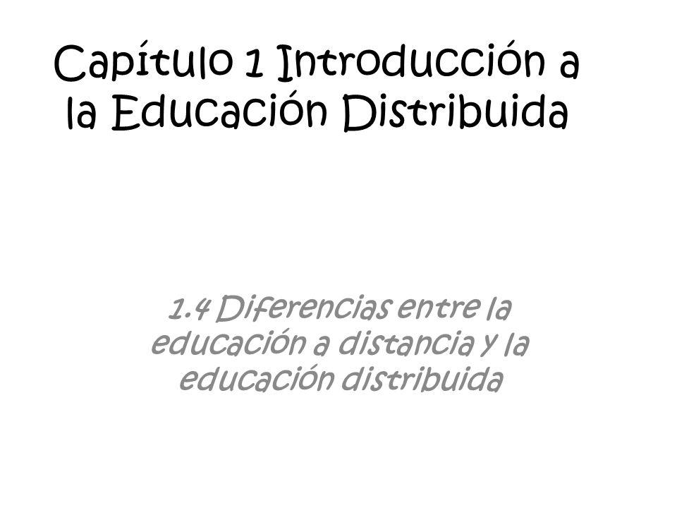 Desde la estructura académica y curricular: a.Educación presencial b. Modalidad de Educación Distribuida c. Modalidad de enseñanza abierta d. Modalida