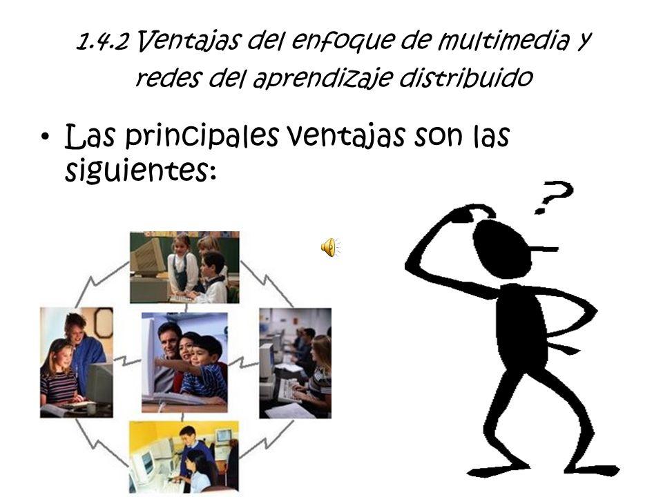 El aprendizaje en red Sucede cuando los estudiantes y los instructores utilizan computadoras para intercambiar información y acceder a recursos como p