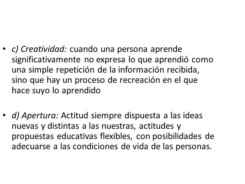 Características de la educación distribuida a) Dialogicidad: Un ambiente dispuesto a propiciar la relación entre la gente, relación que ayude a la cre