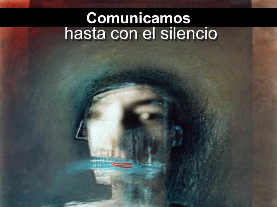 Alejandro Esganian © 2004 Comunicamos hasta con el silencio hasta con el silencio