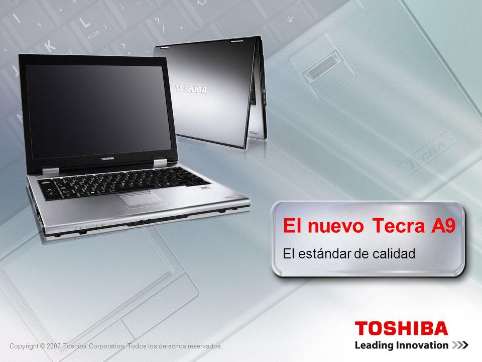 Copyright © 2007 Toshiba Corporation.Todos los derechos reservados.