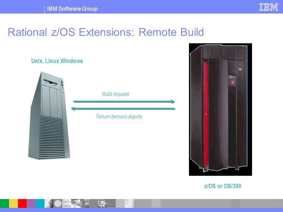IBM Software Group Remote Build JCL / RCCBUILD commands //S1ALLOC EXEC PGM=IEFBR14 //TEMP1 DD DSN=DGUPTON.&USR..COPYLIB,DISP=(NEW,CATLG,DELETE),RCCEXT=CPY, // SPACE=(CYL,(10,5,10)),UNIT=3390,VOL=SER=RTL003, // DCB=(RECFM=FB,DSORG=PO,LRECL=80,BLKSIZE=23440) //TEMP2 DD DSN=DGUPTON.&USR..SOURCLIB,DISP=(NEW,CATLG,DELETE),RCCEXT=CBL, // SPACE=(CYL,(10,5,10)),UNIT=3390,VOL=SER=RTL003, // DCB=(RECFM=FB,DSORG=PO,LRECL=80,BLKSIZE=23440) //TEMP3 DD DSN=DGUPTON.&USR..LOADLIB,DISP=(NEW,CATLG,DELETE), // UNIT=3390,SPACE=(CYL,(15,5,15),RLSE),VOL=SER=RTL003, // DCB=(DSORG=PO,RECFM=U,BLKSIZE=19069) //TEMP4 DD DSN=DGUPTON.&USR..LISTLIB,DISP=(NEW,CATLG,DELETE), // UNIT=3390,SPACE=(CYL,(50,25,25),RLSE),VOL=SER=RTL003, // DCB=(DSORG=PO,RECFM=FBA,LRECL=133,BLKSIZE=27930) //TEMP5 DD DSN=DGUPTON.&USR..OBJLIB,DISP=(NEW,CATLG,DELETE), // UNIT=3390,SPACE=(CYL,(15,5,15),RLSE),VOL=SER=RTL003, // DCB=(DSORG=PO,RECFM=FB,LRECL=80,BLKSIZE=400) //TEMP6 DD DSN=DGUPTON.&USR..PIDLIB,DISP=(NEW,CATLG,DELETE),RCCEXT=PID, // UNIT=3390,SPACE=(CYL,(15,5,15),RLSE),VOL=SER=RTL003, // DCB=(DSORG=PO,RECFM=FB,LRECL=80,BLKSIZE=400) rccbuild -h zos.lexma.ibm.com@3669 -b S1ALLOC -ft S1ALLOC.jcl -v USR=$(usr) MBR=$(mbr) -d test1.cpy -i $(mbr).cbl $(mbr).pid -V -V -V Clearmake –f build1.mak usr=BRANDT mbr=BANNER