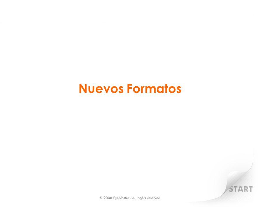 Nuevos Formatos
