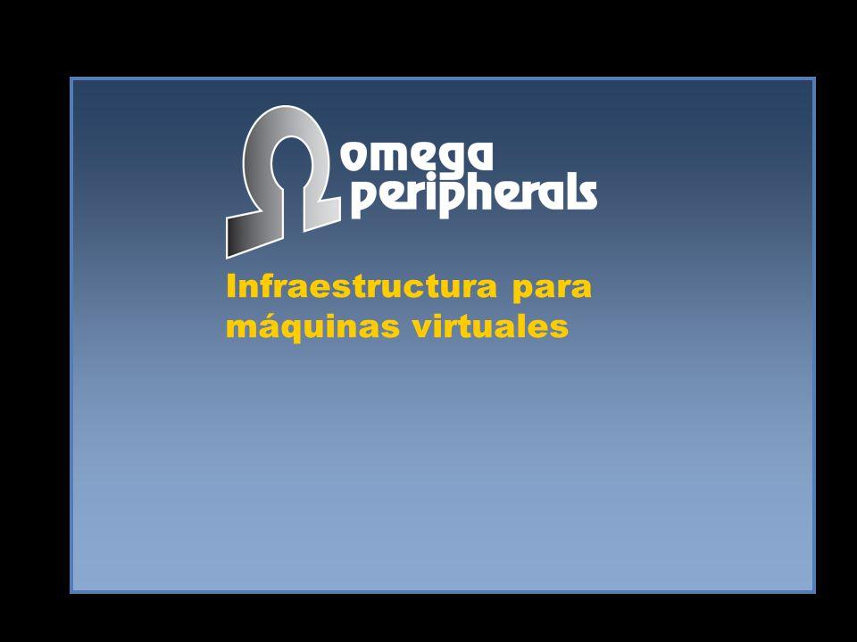 Infraestructura para máquinas virtuales