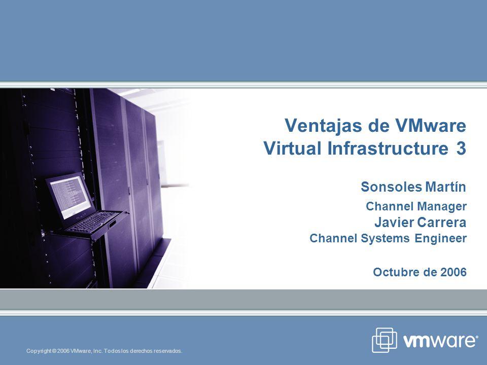 Copyright © 2006 VMware, Inc.Todos los derechos reservados.
