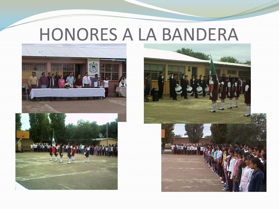 HONORES A LA BANDERA