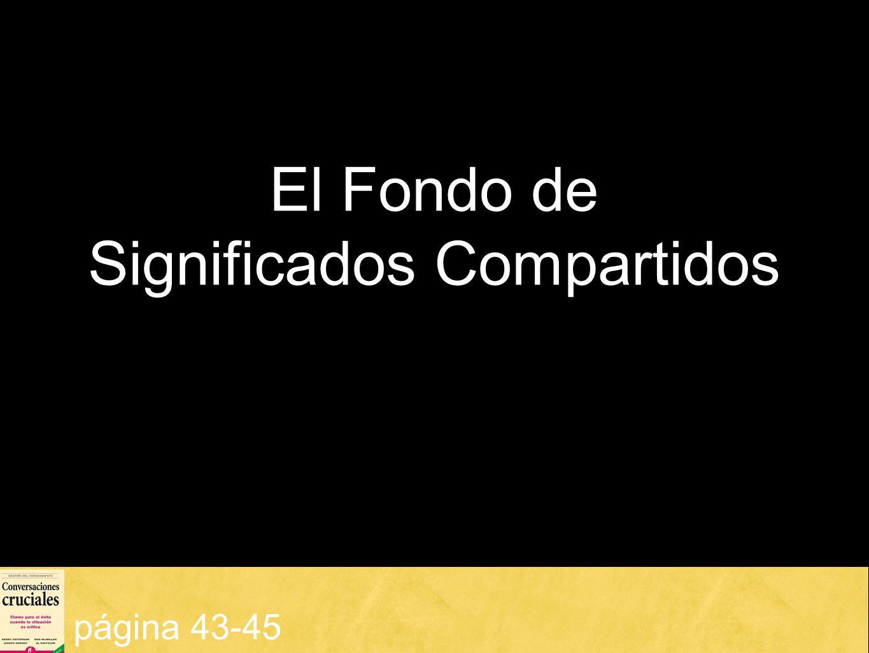 69 4.El Consenso (Acuerdo Mutuo) páginas 215-218 1.