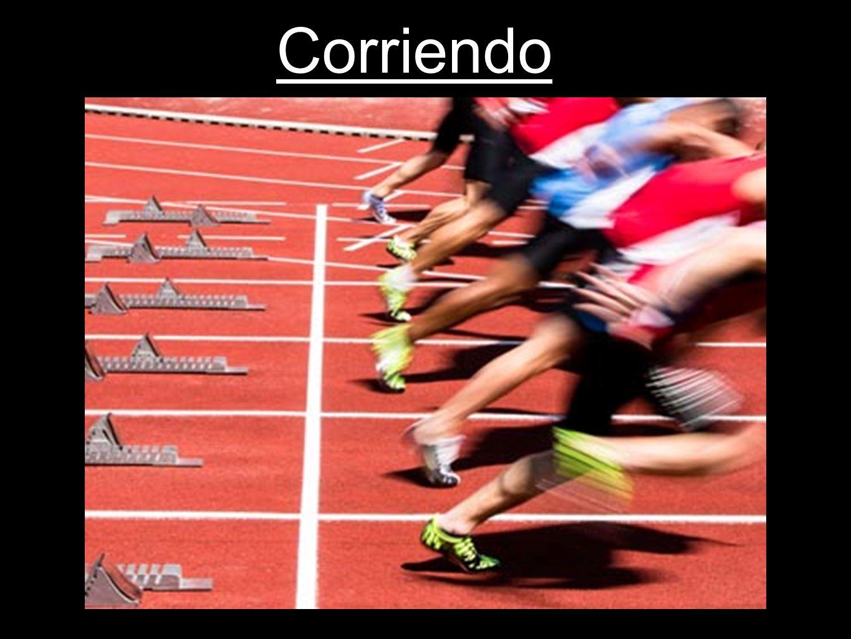35 Corriendo