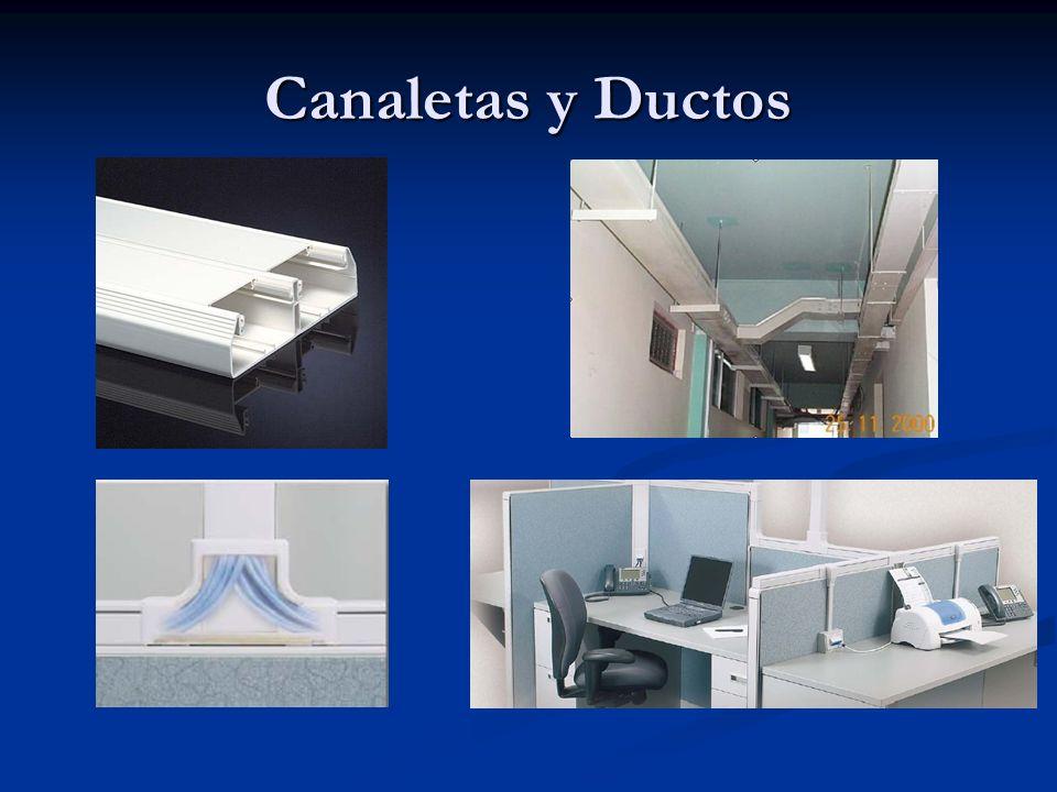 Canaletas y Ductos