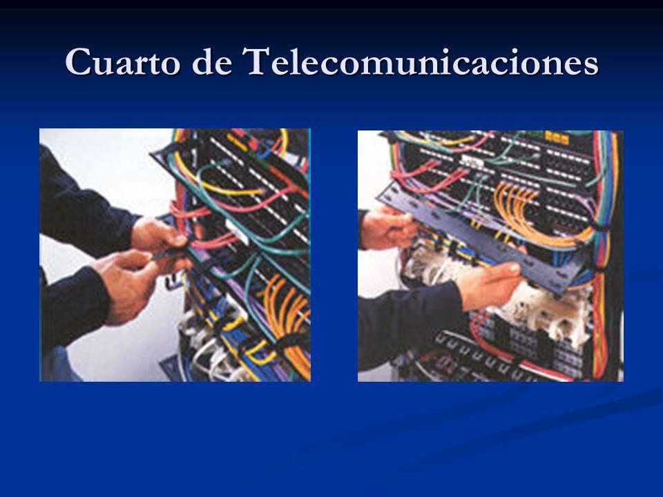 Cuarto de Telecomunicaciones