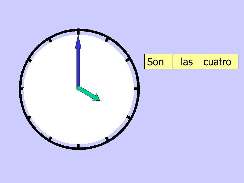 lascuatroSon