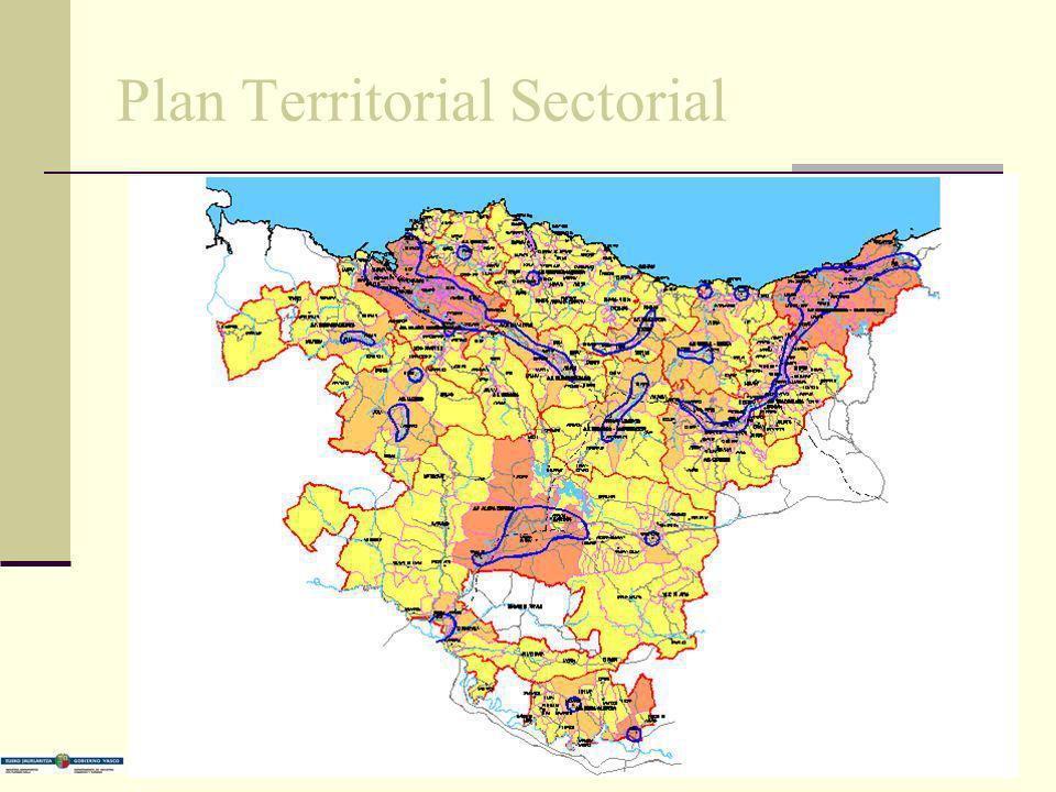 Plan Territorial Sectorial
