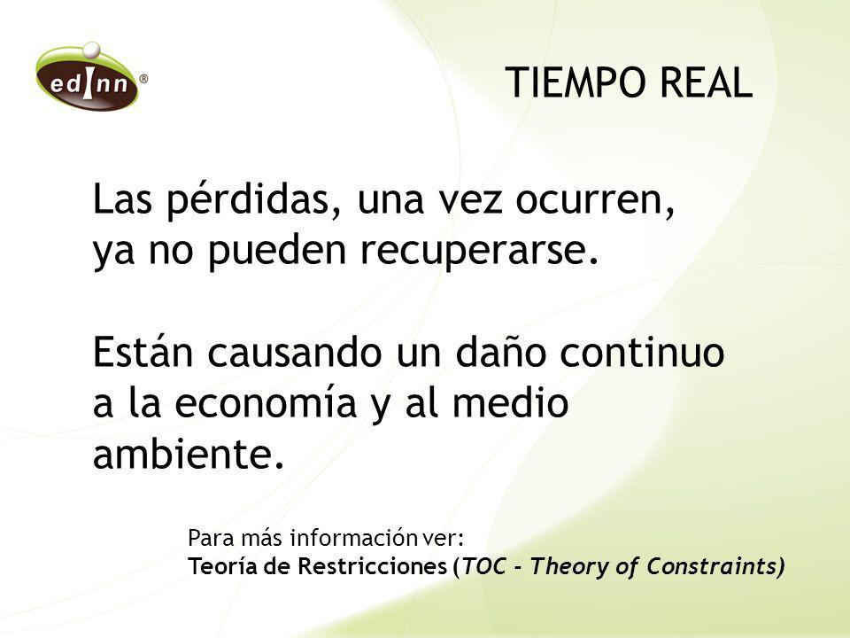 IMPORTANCIA EFICIENCIA 1º) RENTABLE: Cada unidad monetaria de mejora, va al beneficio de la compañía.