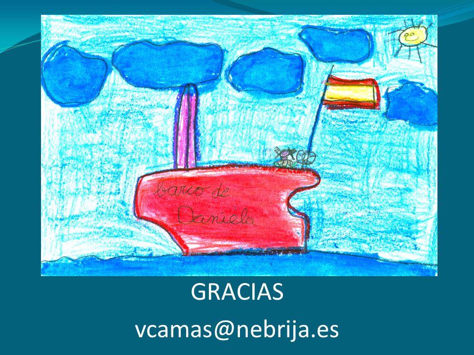 GRACIAS vcamas@nebrija.es