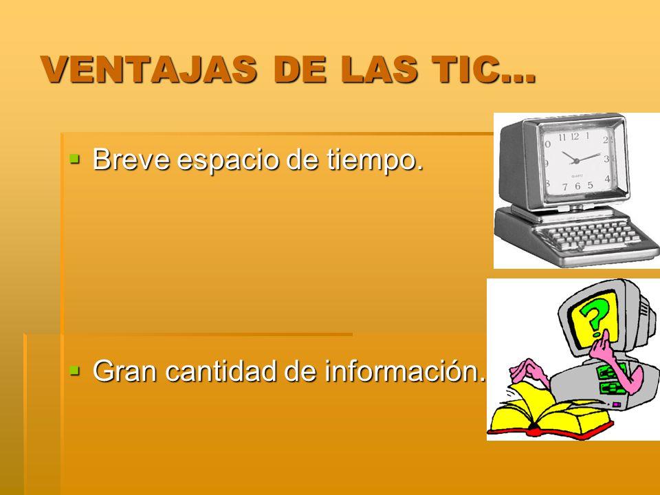 Las TICS pueden ser entendidas como una fábrica….Las TICS pueden ser entendidas como una fábrica….