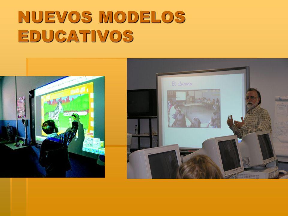 NUEVOS MODELOS EDUCATIVOS