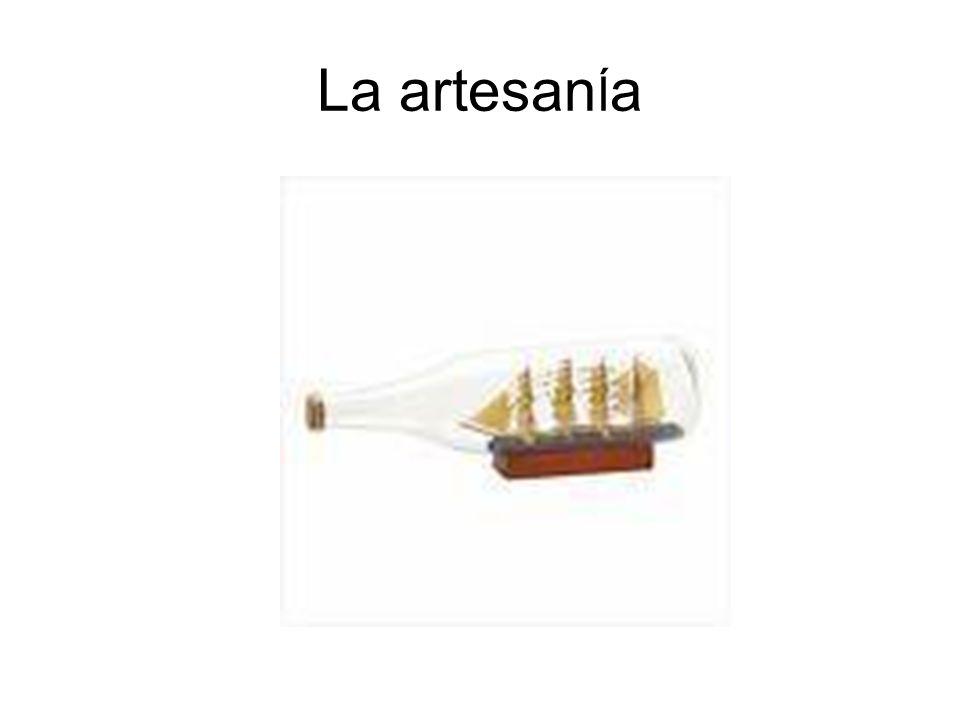 La artesan Í a