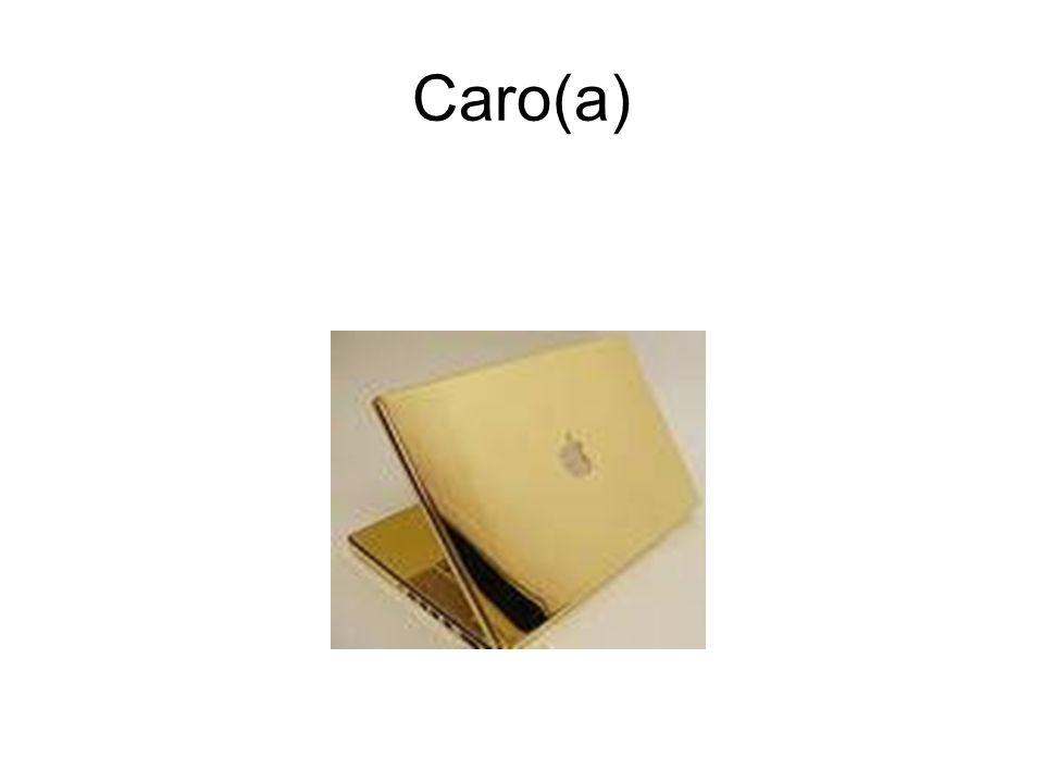 Caro(a)