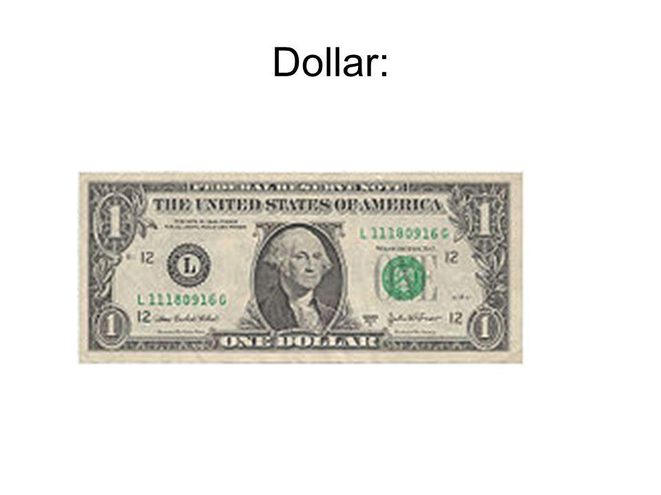 Dollar: