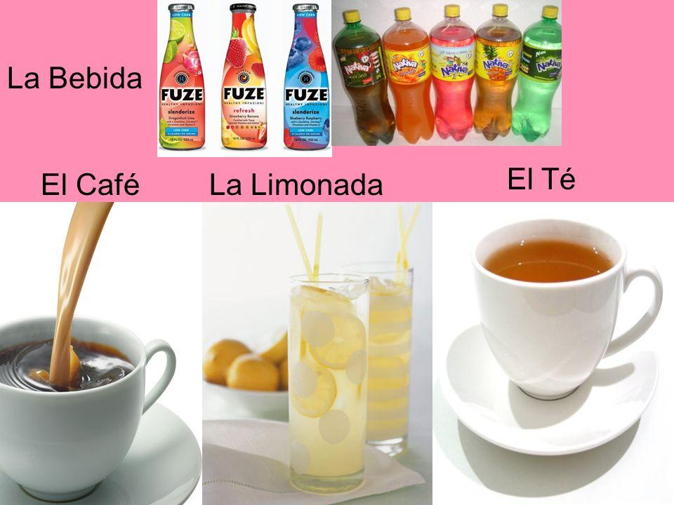 La Bebida El CaféLa Limonada El Té