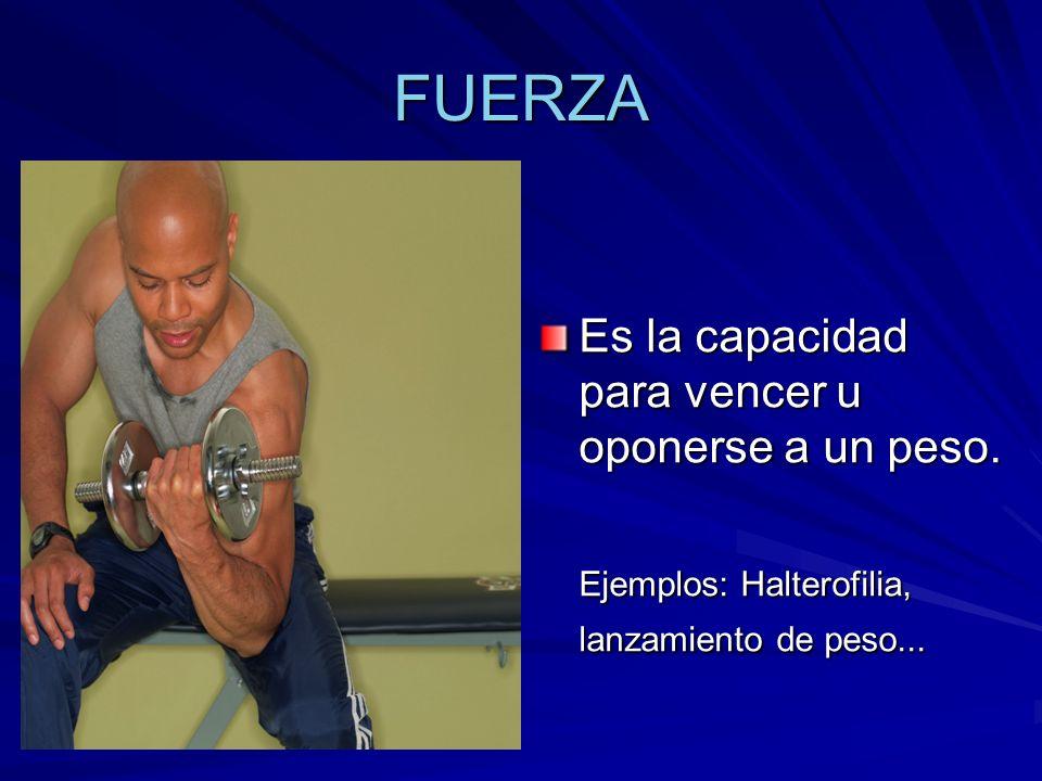 Flexibilidad Es la capacidad que nos permite realizar movimientos amplios, hasta el final de su recorrido. Ejemplos:Gimnasia artística y rítmica, taek