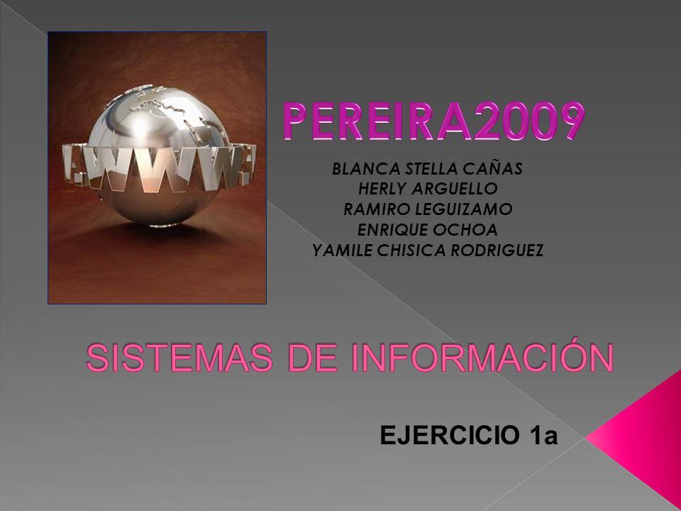 EJERCICIO 1a BLANCA STELLA CAÑAS HERLY ARGUELLO RAMIRO LEGUIZAMO ENRIQUE OCHOA YAMILE CHISICA RODRIGUEZ