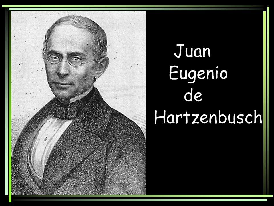 Juan Eugenio de Hartzenbusch