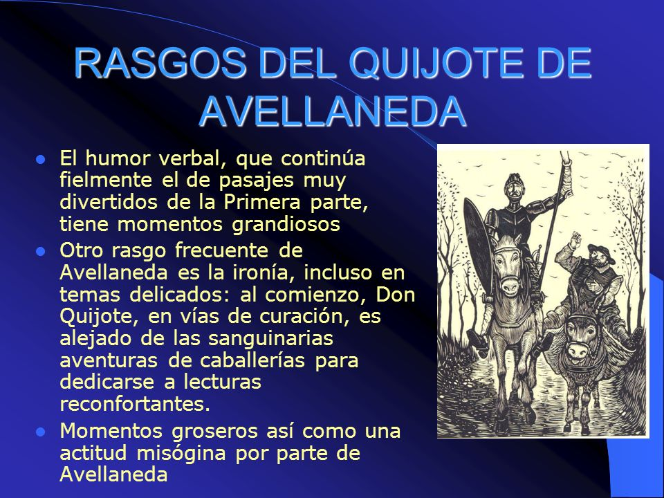 TRAS SU PUBLICACIÓN el Quijote de Avellaneda se convirtió en un libro si se quiere maldito.