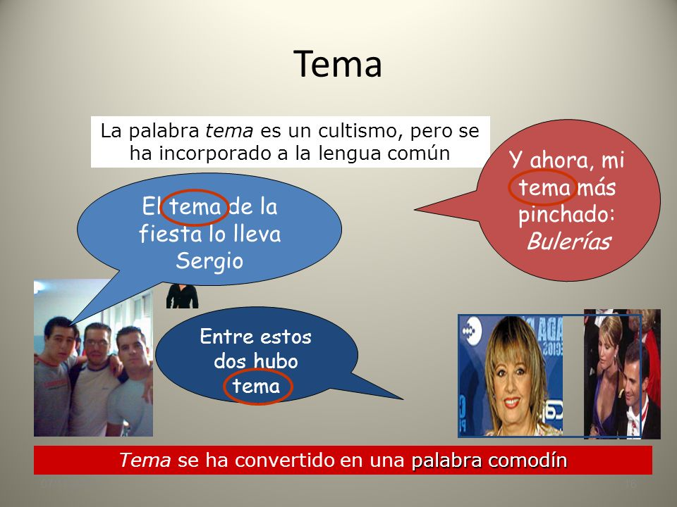 2. El tema Primera parte de la segunda pregunta de las Pruebas de Acceso a la Universidad en Andalucía 07/11/201315