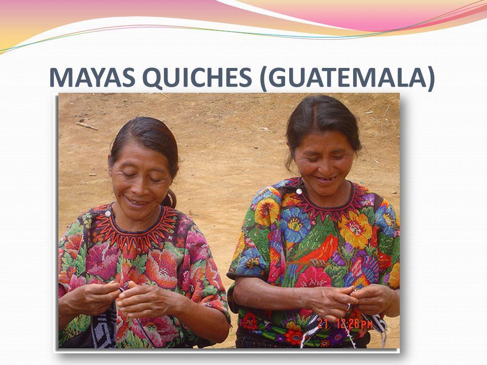 RIGOBERTA MENCHU (GUATEMALA ) Nació el 9 de enero de 1959 en Uspantán (Guatemala).