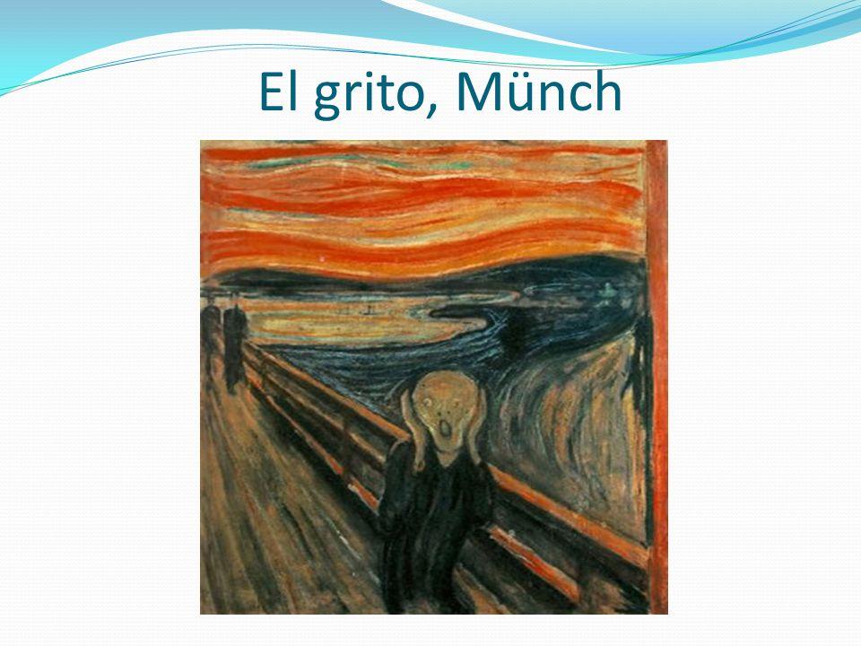 El grito, Münch