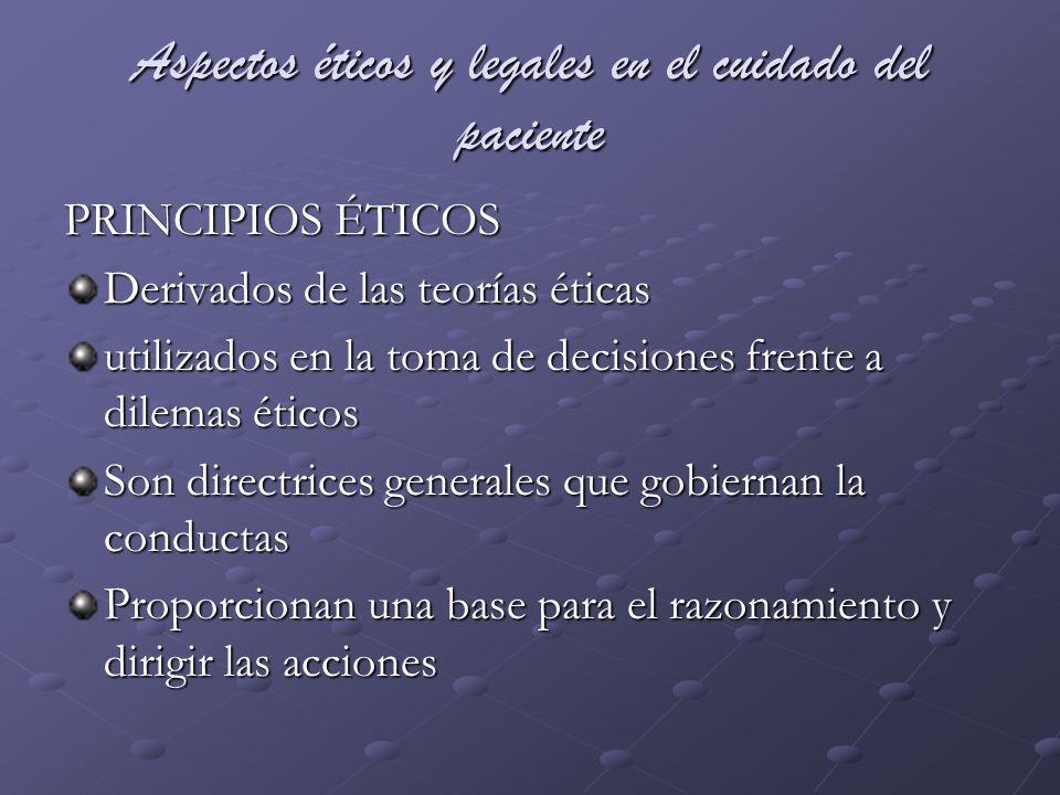 PROPORCIONALIDAD TERAPÉUTICA: VALORACIÓN DE LOS MEDIOS Certeza del diagnóstico (EBM).