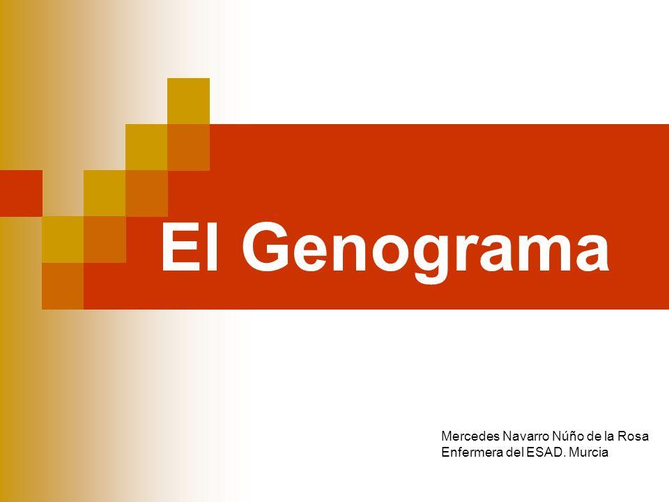 Bibliografia *M.McGoldrick y R.Gerson (1987) Genogramas en la evaluación familiar.