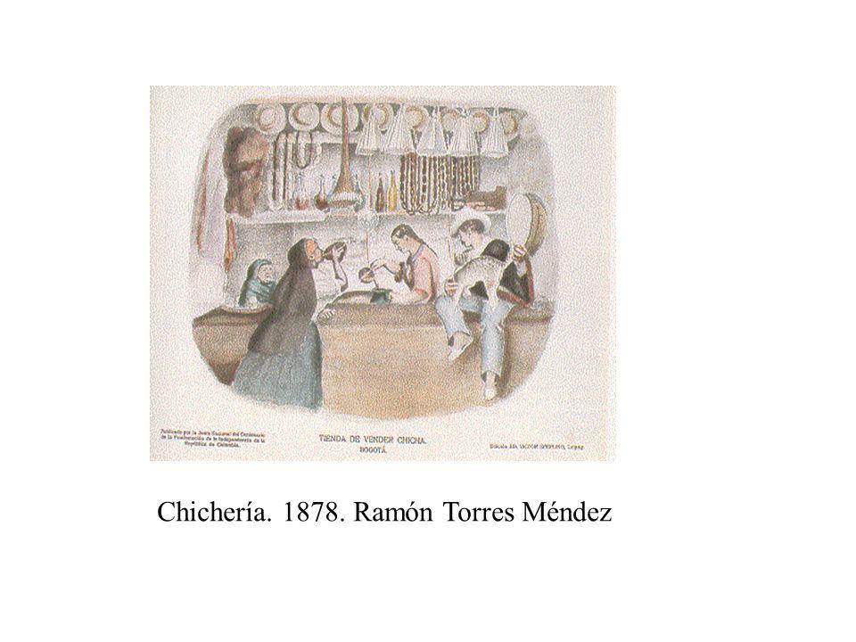 Chichería. 1878. Ramón Torres Méndez