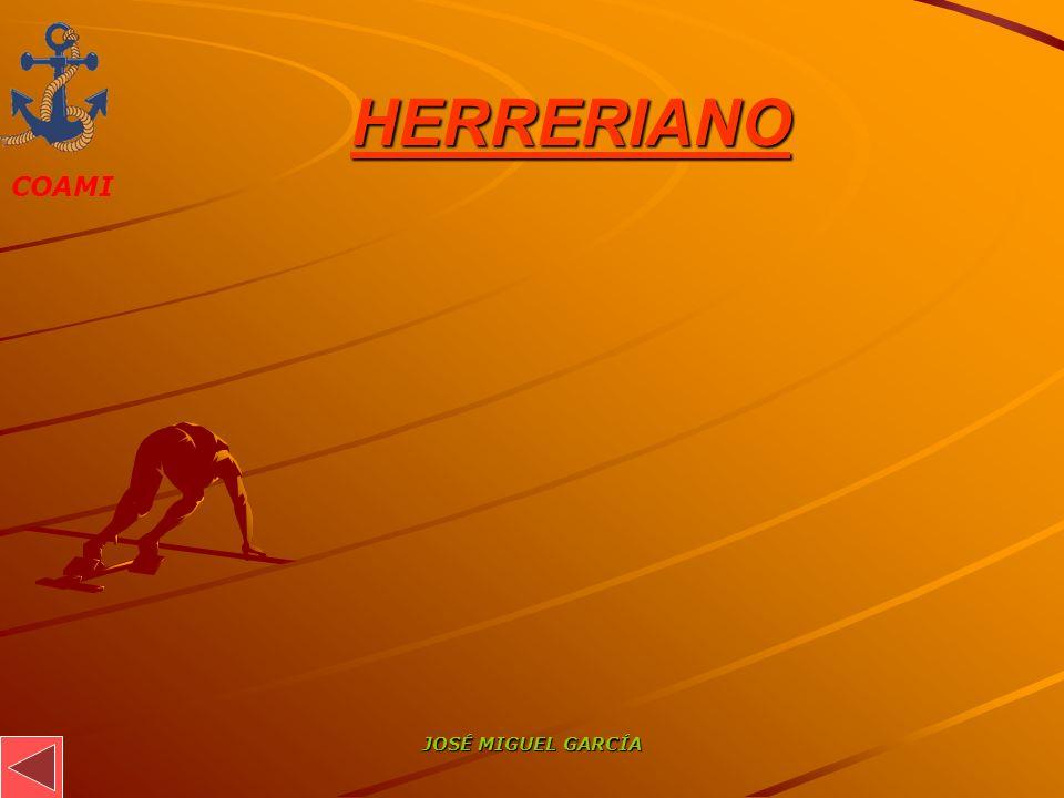 COAMI JOSÉ MIGUEL GARCÍA HERRERIANO