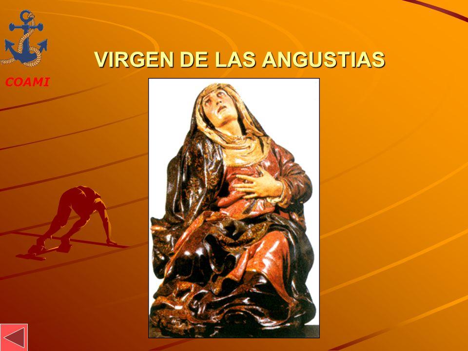 COAMI JOSÉ MIGUEL GARCÍA VIRGEN DE LAS ANGUSTIAS