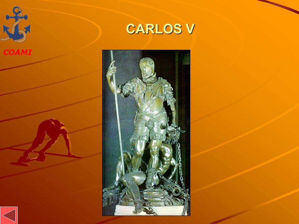 COAMI JOSÉ MIGUEL GARCÍA CARLOS V