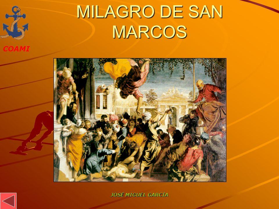 COAMI JOSÉ MIGUEL GARCÍA MILAGRO DE SAN MARCOS