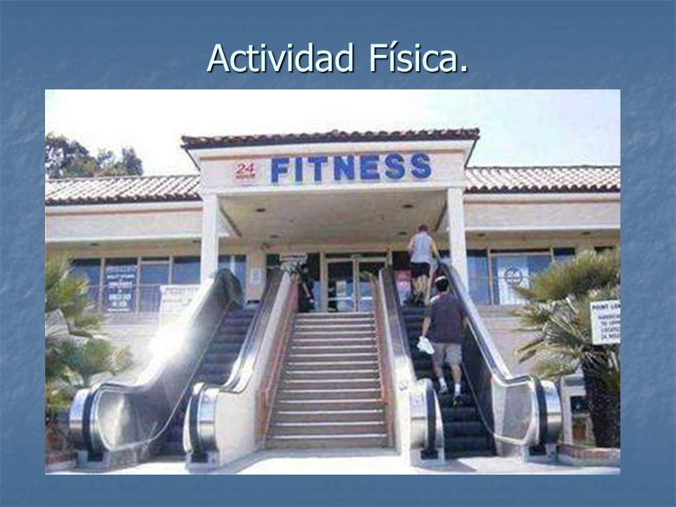 Actividad Física. Actividad Física.