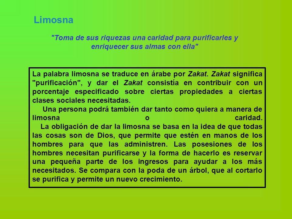 Limosna